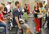 International Day of Physiotherapy an der ZHAW