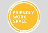 Logo Friendly Work Space