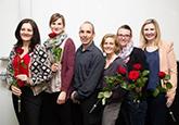 Gruppenfoto Absolventen MAS Pädiatrische Physiotherapie