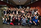 Gruppenfoto Winterschool 2015