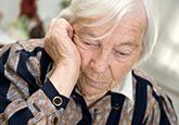 Apathie bei Demenzpatienten