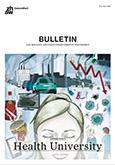 Cover Bulletin zum Thema «Health Universities»