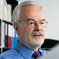 Porträt Peter C. Meyer