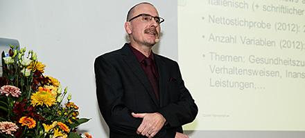 Antrittsvorlesung Prof. Dr. Thomas Volken