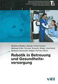 Cover Robotik in der Betreuung